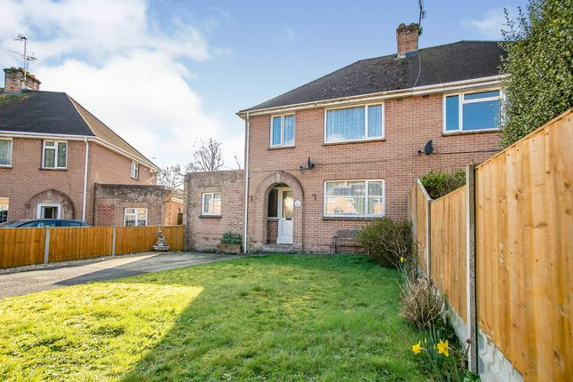 3 bed semi-detached house for sale in Cologne Road, Bovington, Wareham BH20