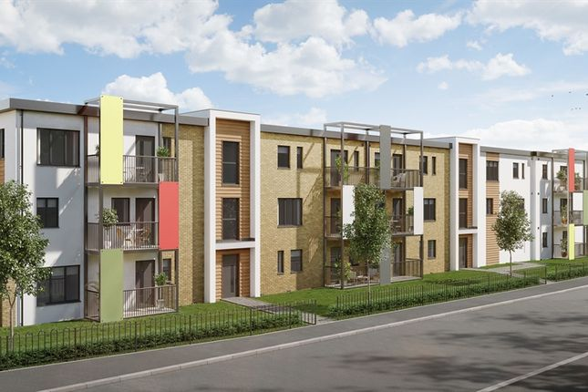 """2 bed flat for sale in """"The Tudor"""" at Cowdray Avenue, Colchester CO1"""