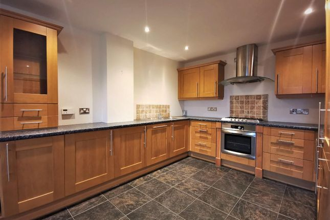 Kitchen of Clive Green Lane, Stanthorne, Middlewich CW10