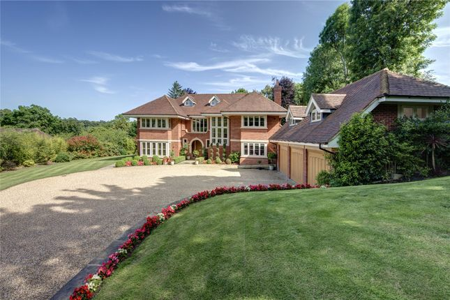 Thumbnail Detached house for sale in Mill Lane, Chalfont St Giles, Bucks