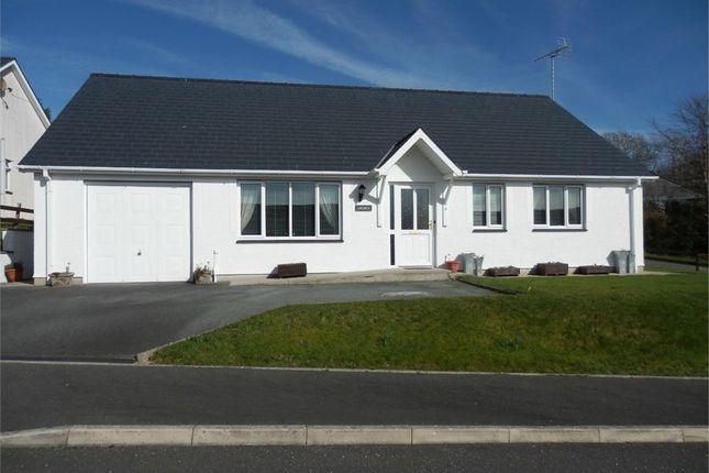 Thumbnail Detached bungalow for sale in Allt-Y-Bryn, Llanarth