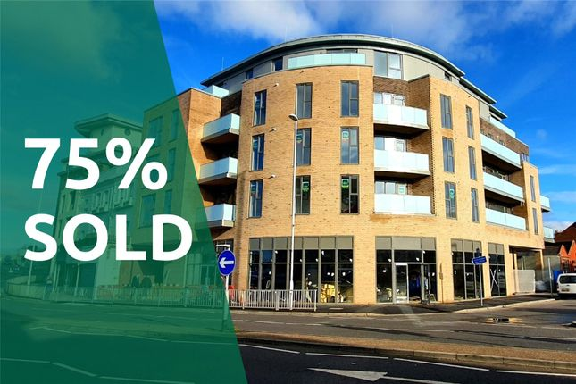 Thumbnail Flat for sale in Apartment 18, 1 Lennox Road, Worthing, West Sussex
