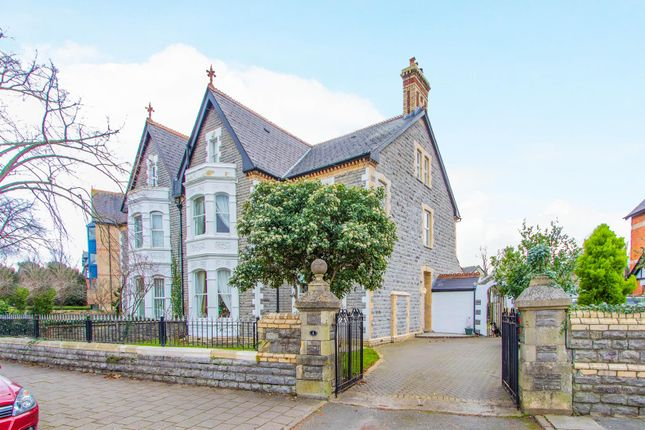 Thumbnail Semi-detached house for sale in Victoria Avenue, Penarth, Vale Of Glamorgan