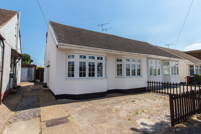 Thumbnail Semi-detached bungalow for sale in Triton Way, Benfleet