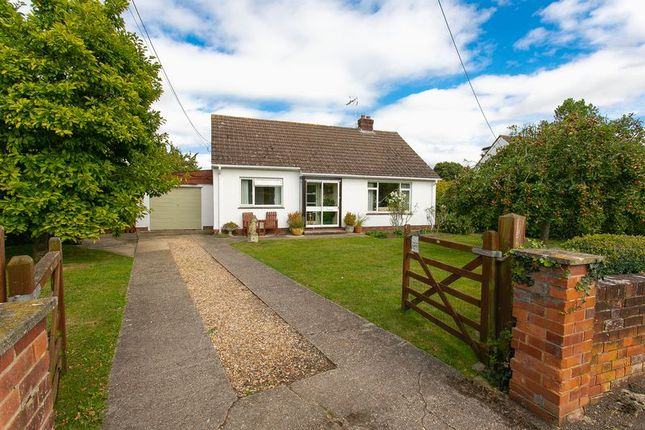 Thumbnail Bungalow for sale in Barcroft Crescent, Wrantage, Nr Taunton