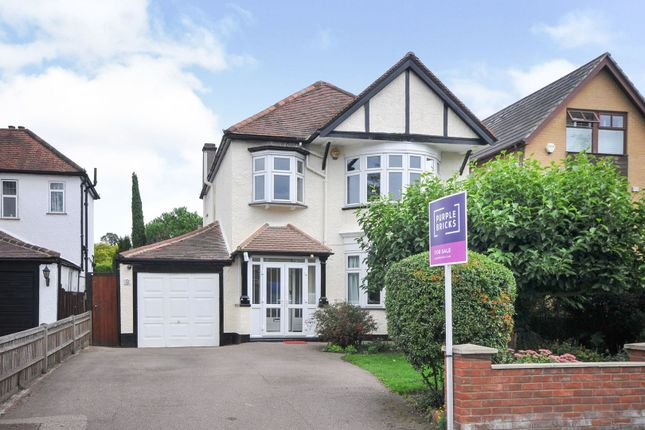 Thumbnail Detached house for sale in Rectory Road, Beckenham
