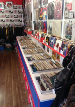 Retail premises for sale in Cornwall Street, Plymouth