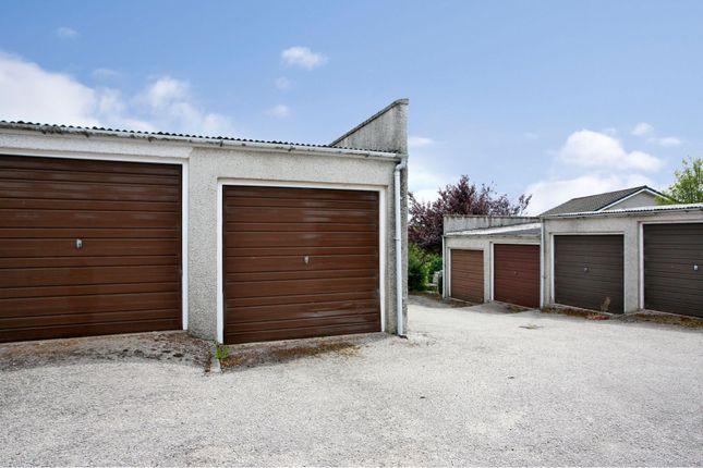 Garage of Cairn Park, Aberdeen AB15