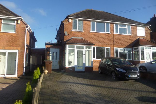 Thumbnail Property for sale in Wichnor Road, Solihull