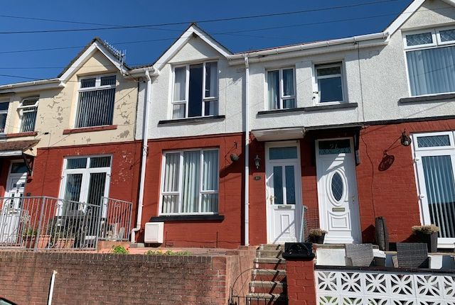 Thumbnail Terraced house for sale in Eastville Road, Ebbw Vale, Gwent