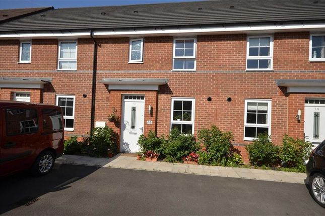 Thumbnail Town house for sale in Buttermere Close, Yarnfield, Stone