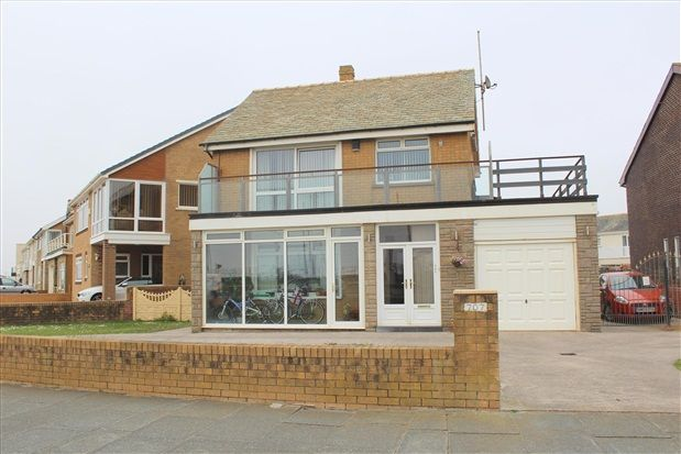 Thumbnail Property for sale in New South Promenade, Blackpool