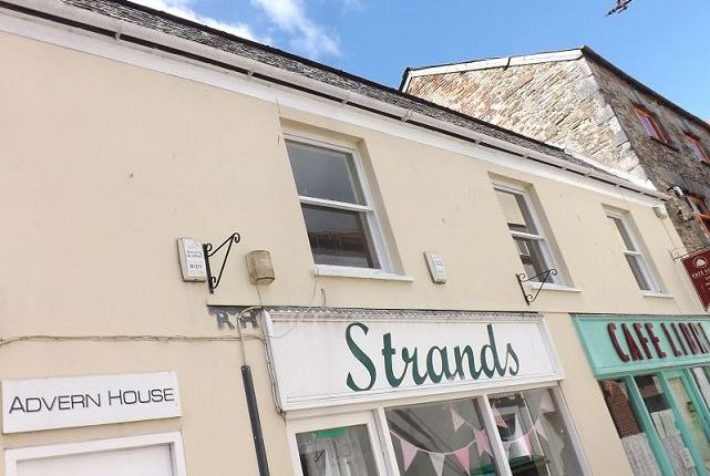Thumbnail Flat to rent in Maiden Street, Barnstaple, Devon