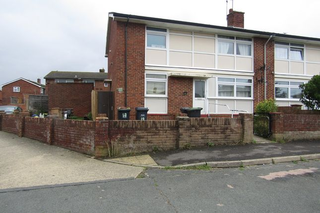 Thumbnail Flat for sale in Marldell Close, Havant