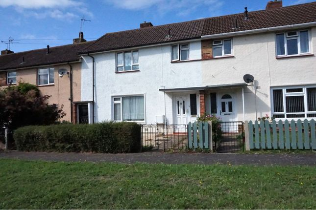 Thumbnail Terraced house for sale in Kilve Crescent, Taunton