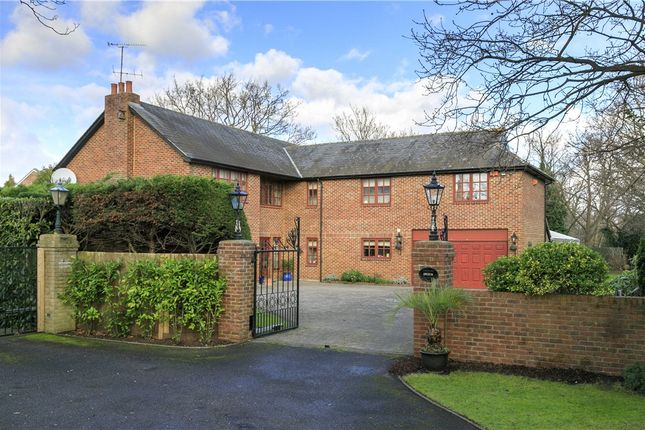 5 bed detached house for sale in Renfrew Rd, Coombe House Estate