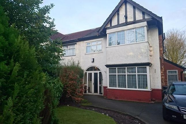 Thumbnail Semi-detached house to rent in 99 Cavendish Road, Salford, Greater Manchester