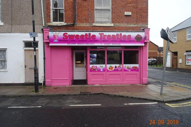 Thumbnail Retail premises to let in 12 Murray Street, Hartlepool