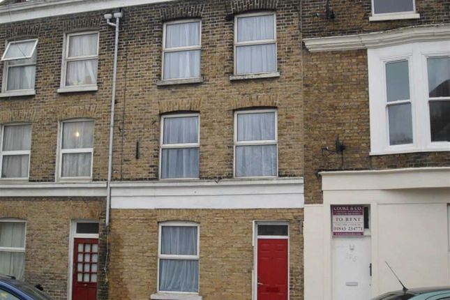 Thumbnail Terraced house to rent in High Street, Margate