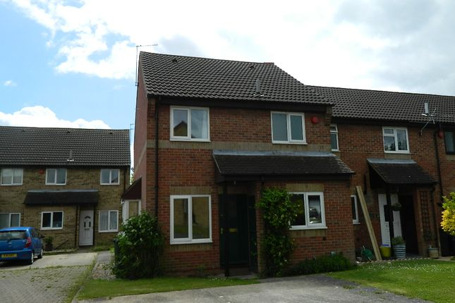 Thumbnail End terrace house to rent in The Spinney, Bar Hill