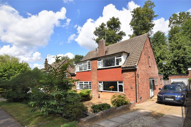 Thumbnail Semi-detached house for sale in Lake View Road, Sevenoaks, Kent