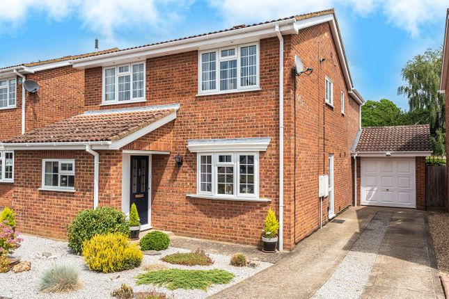 Thumbnail Detached house for sale in The Croft, Flitwick