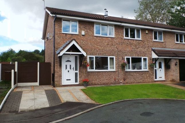 Thumbnail 3 bed semi-detached house for sale in Ramsey Avenue, Ribbleton, Preston