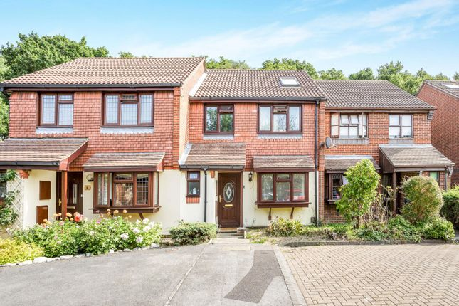 Thumbnail Terraced house to rent in Whinchat Close, Fareham