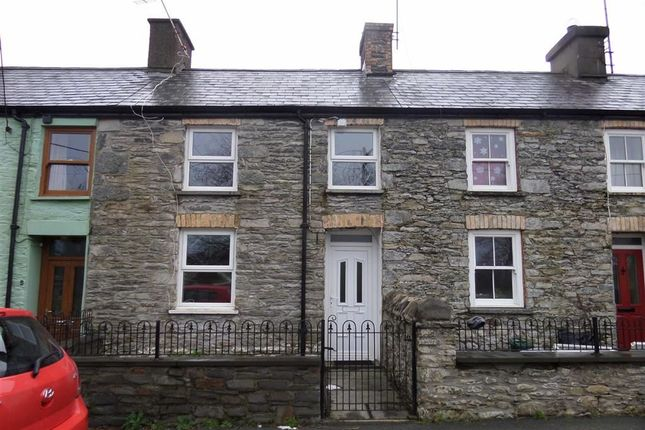 Thumbnail Cottage to rent in Terrace Road, Pontrhydyfendigiaid, Ystrad Meurig