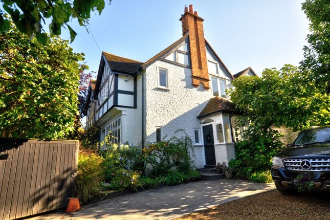 Thumbnail Semi-detached house to rent in Abbey Road, Bourne End