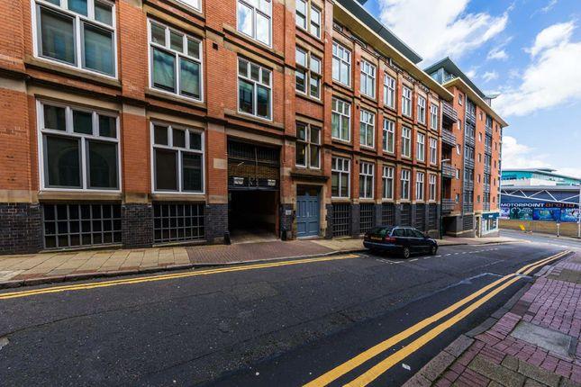 Thumbnail Flat for sale in Plumptre Street, Nottingham
