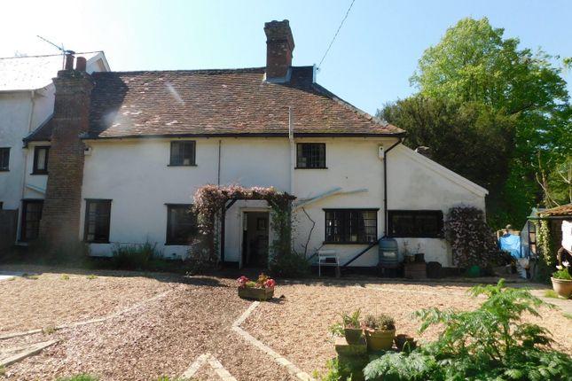 Thumbnail Cottage for sale in Wetheringsett, Stowmarket