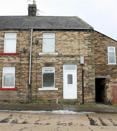 Thumbnail Terraced house to rent in Oakfield Terrace, Prudhoe