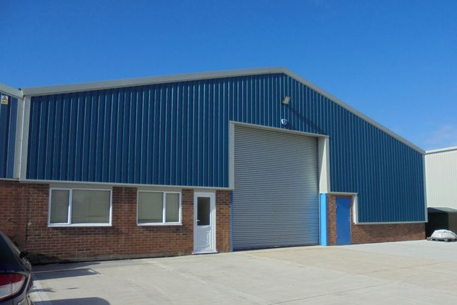 Thumbnail Warehouse to let in Stanmore Business Park, Bridgnorth