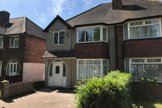 3 bed semi-detached house to rent in Beaufort Avenue, Hodge Hill, Birmingham