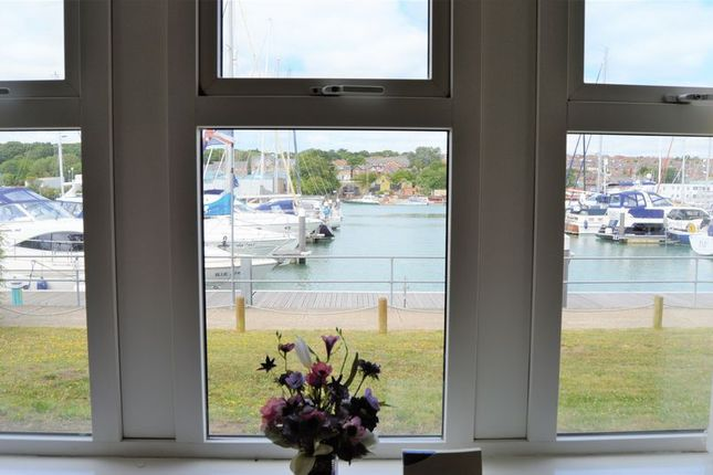 Thumbnail Flat for sale in Britannia Way, East Cowes