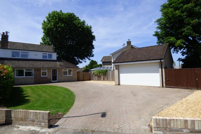 Thumbnail Semi-detached house for sale in Mount Close, Frampton Cotterell, Bristol