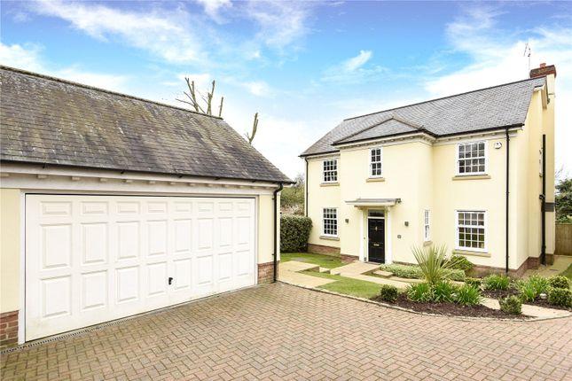 Thumbnail Property for sale in Wyatt Close, Bushey Heath, Bushey, Hertfordshire