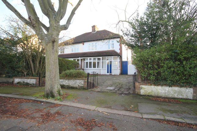 Thumbnail Semi-detached house for sale in Heathdene Road, Wallington