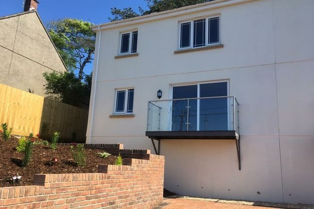 Thumbnail Semi-detached house for sale in Glas Coed, Llanelli