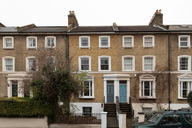 Thumbnail Terraced house for sale in Upper Brockley Road, Brockley
