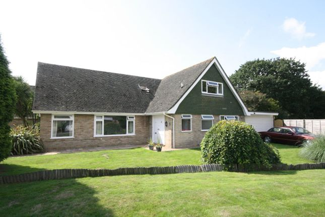 Thumbnail Detached house for sale in Oakleigh Road, Little Common, Bexhill On Sea