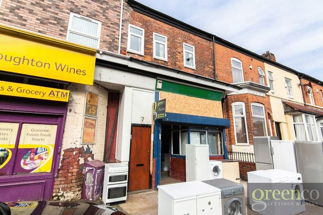 Thumbnail Flat to rent in Great Cheetham Street West, Salford