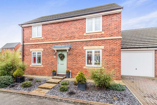 Thumbnail Detached house for sale in Hadrian Drive, Blaydon-On-Tyne