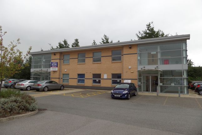 Thumbnail Office to let in Grimbald Crag Court, Knaresborough