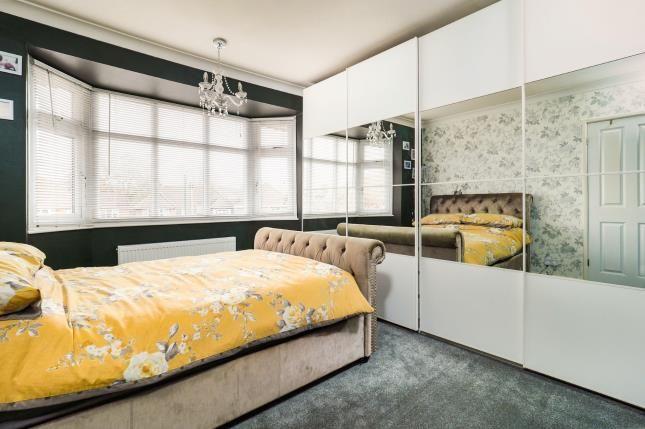 Bedroom One of Charlecote Drive, Wollaton, Nottingham, Nottinghamshire NG8