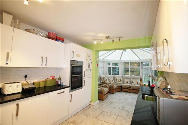 Kitchen of Yew Tree Road, Ormskirk L39
