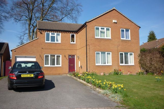 Thumbnail Detached house to rent in Whitemeadows, Darlington
