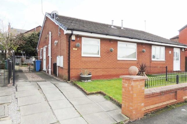 Thumbnail Semi-detached bungalow for sale in Graver Lane, Clayton Bridge, Manchester