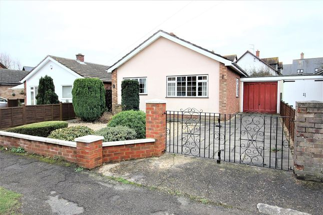 Thumbnail Bungalow for sale in West End Road, Silsoe, Bedford